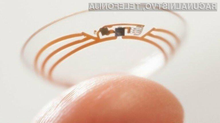 Pametne leče bi bile nedvomno bolj uporabne od pametnih očal!