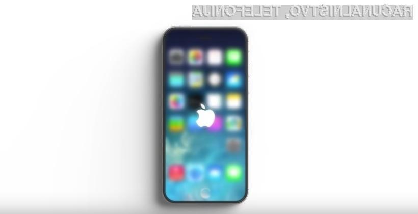 Oblikovalec Marek Weidlich si je novi iPhone zamislil kot napravo z zaslonom skoraj brez robov in brez fizičnega gumba »Home«.