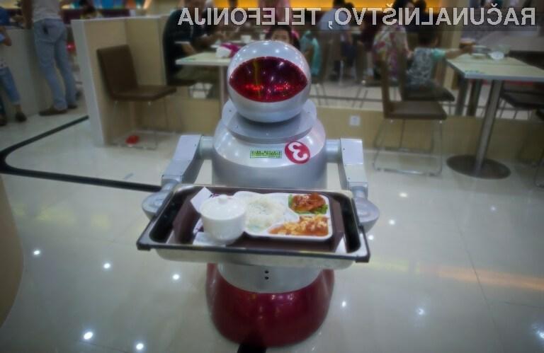 Gostje restavracij na Kitajskem nad roboti niso bili prav nič navdušeni.