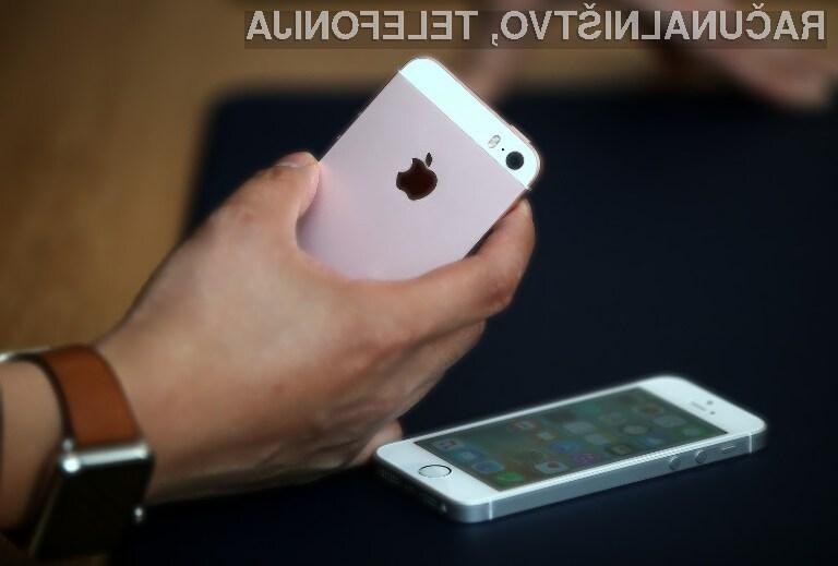 Pametni mobilni telefon Apple iPhone 7s naj bi prinesel veliko uporabnih novosti!