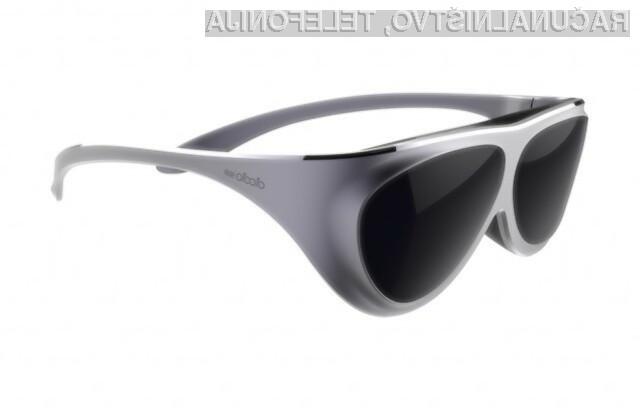 Napredna očala za navidezno resničnost Dlodlo V-One bi lahko bila naprodaj že proti koncu letošnjega leta.