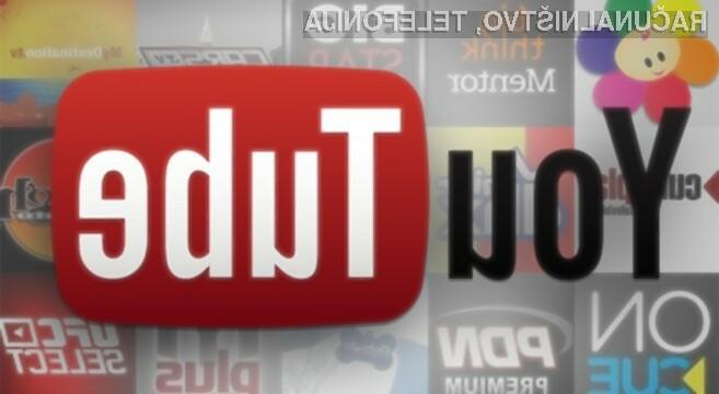 Kratke video oglase na spletnem portalu YouTube ne bo mogoče preskočiti!