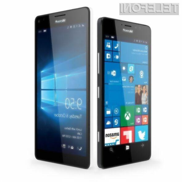 Mobilni Windows 10 bo v polni meri podpiral procesor Snapdragon 830.