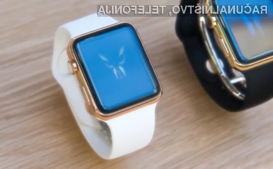 Od pametne ročne ure Apple Watch 2 uporabniki pričakujejo veliko uporabnih novosti!