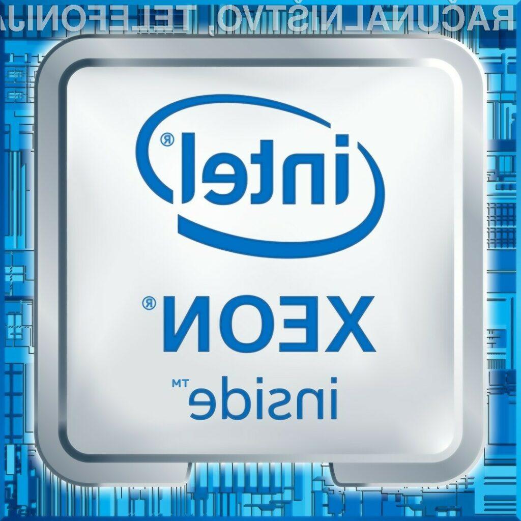 Procesor Intel Xeon E5-260 bo namenjen tudi zmogljivejšim delovnim postajam!