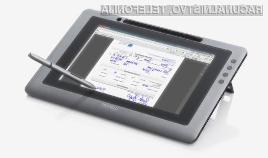 Podpisana prva pogodba za uporabo storitve ePero®START