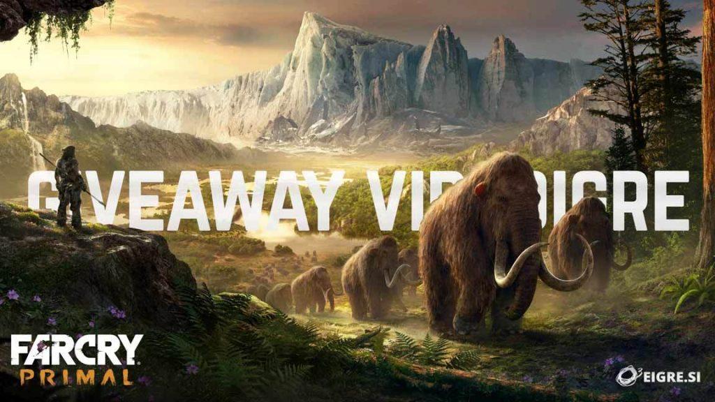 Nagradna igra - FarCry Primal