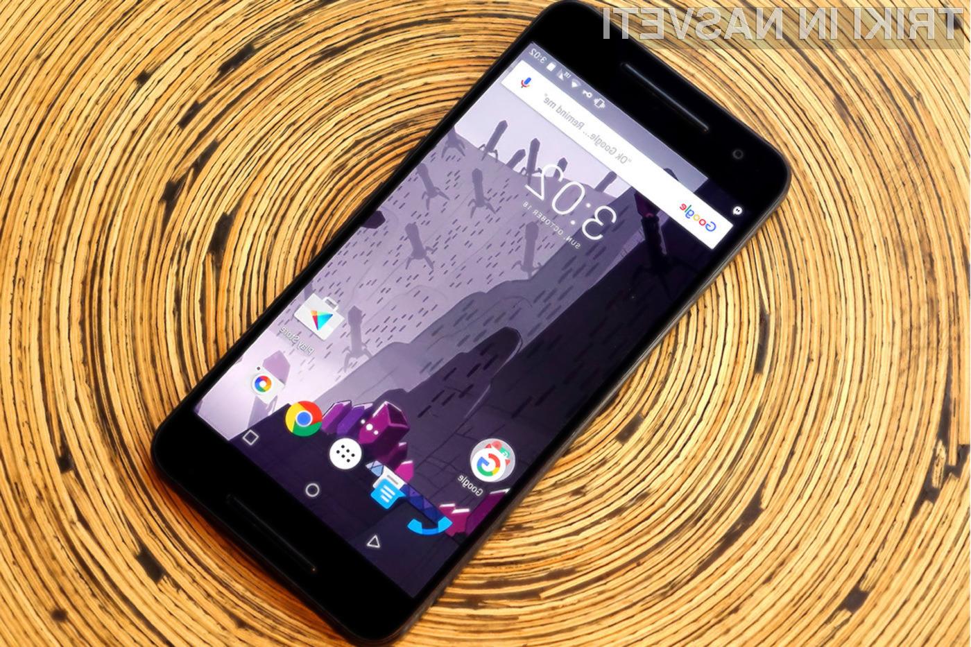 Uporabniki mobilnih naprav Nexus nimajo več omejitev v okviru storitve Google Photos.