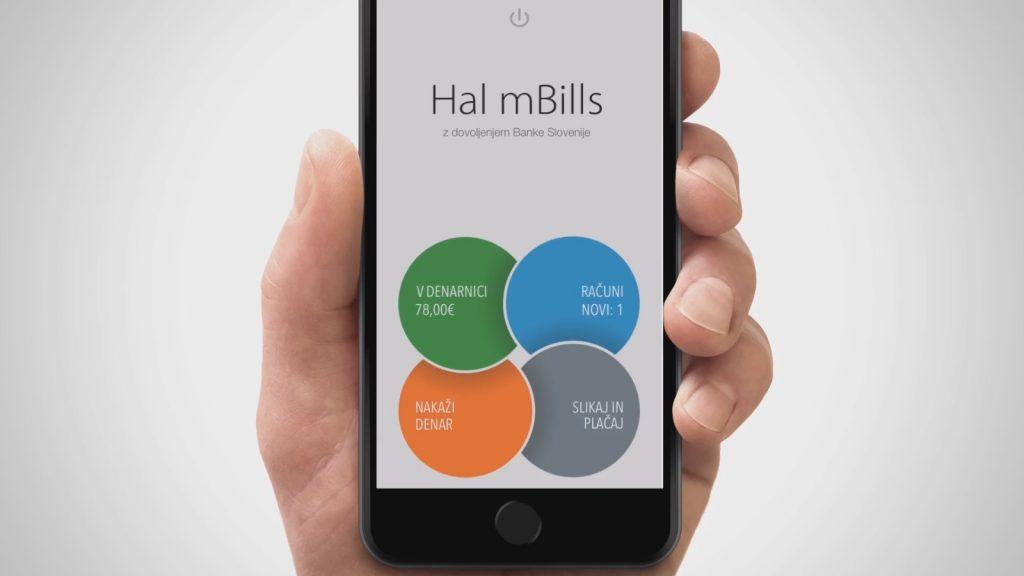 Hal mBills: Najboljši informacijski projekt leta