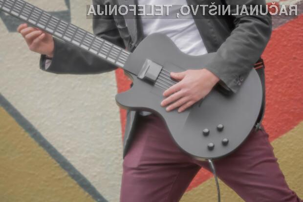 Preverite, kakšne bodo kitare prihodnosti