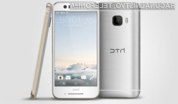 Pametni mobilni telefon HTC One S9 bo zlahka prepričal zahtevnejše!