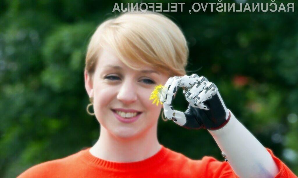 Znanstveniki vlagajo ogromne napore v razvoj novih bioničnih rok.