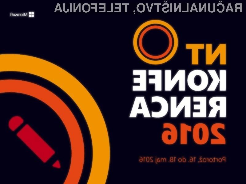 Kaj je Microsoft NT konferenca in komu je namenjena?