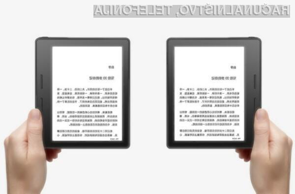 Novi Amazon Kindle naj bi bil znatno boljši v primerjavi z zdajšnjim modelom!