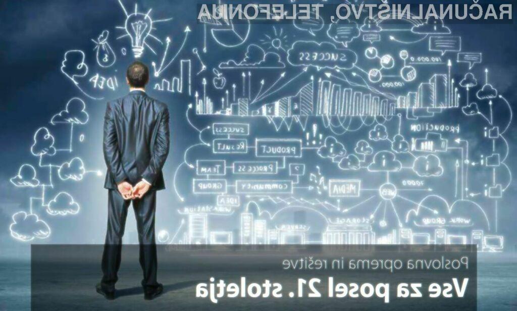 Vse za posel 21. stoletja