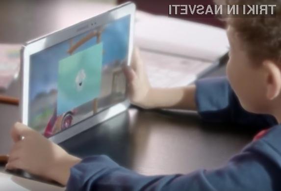 Aplikacija Samsung Safety Screen bo uporabnike mobilnih naprav obvarovala pred kratkovidnostjo!