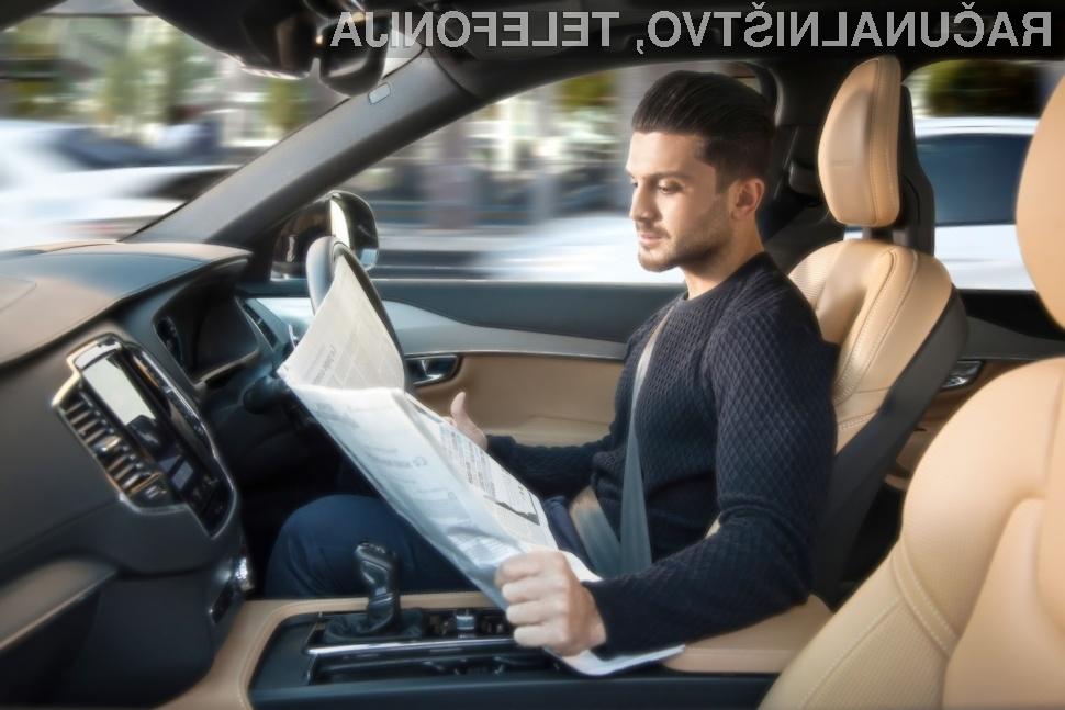 V letu 2020 v avtomobilih Volvo nihče ne bo umrl ali bil hudo poškodovan zaradi prometne nesreče.