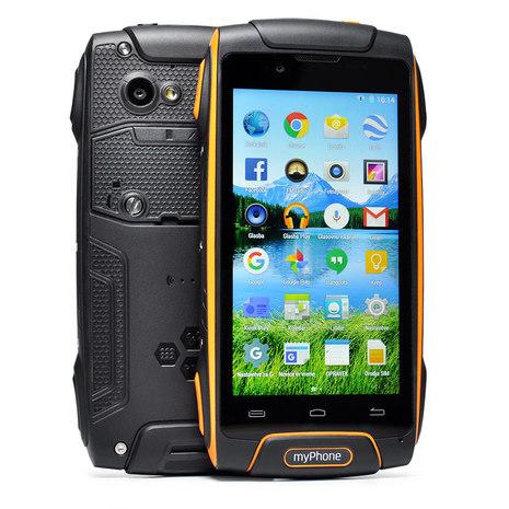 Ulitmativen telefon za aktivne