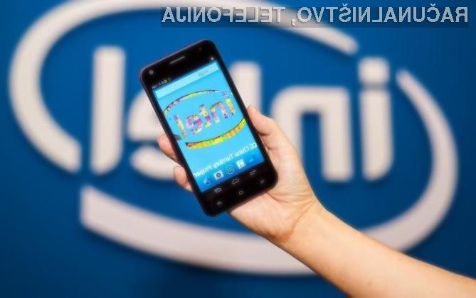 Intel je na področju mobilnih naprav povsem pogorel!