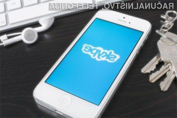 Mobilni Skype z milijardo prenosov!