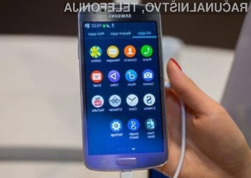 Novi Tizen 3.0 naj bi se že lahko kosal z vodilnima mobilnima operacijskima sistemoma Android in iOS!