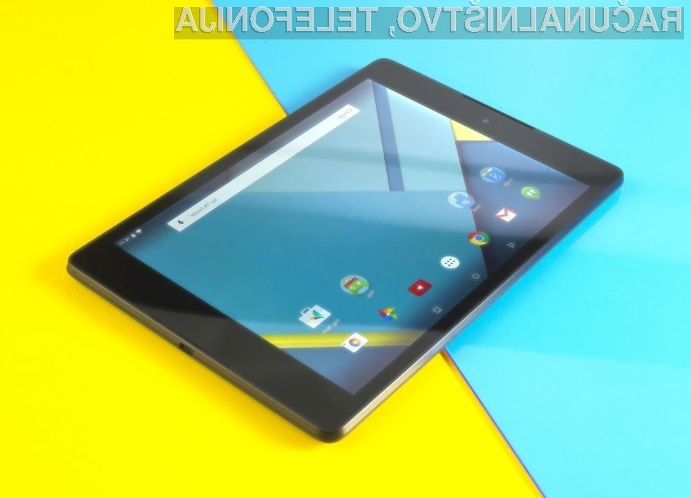 Z umikom tabličnega računalnika HTC Nexus 9 je podjetje Google ostalo le še s tablico Pixel C.