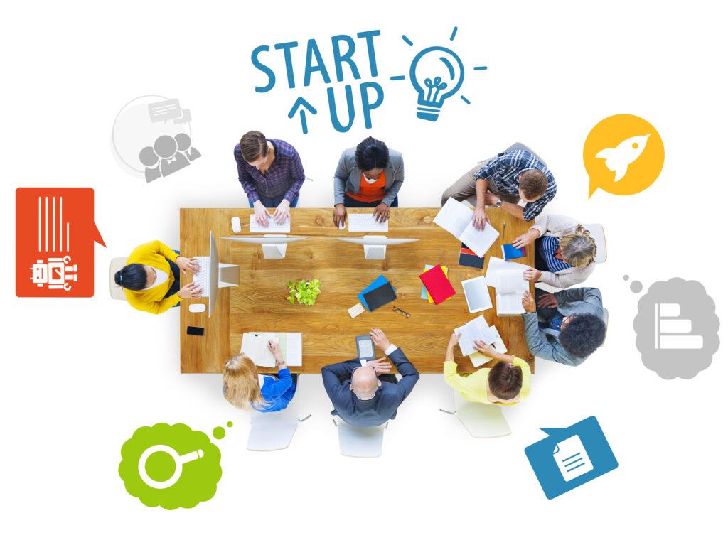 Slovenska start-up norija