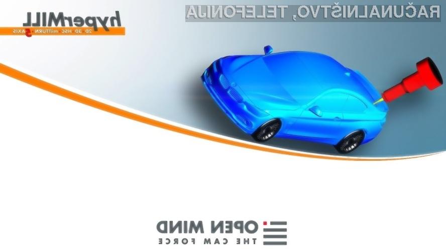 Skupina BMW podala roko podjetju Open Mind