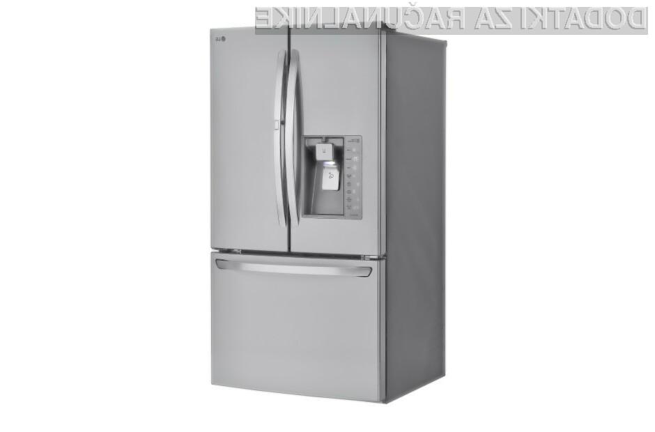 """Kaj zmore hladilnik za 4 """"jurje""""?"""