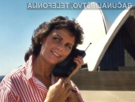 Uporaba mobilnih telefonov naj bi bila povsem nenevarna za človeka!