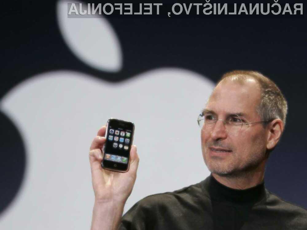 Mobilni telefon Apple iPhone si je prislužil prestižno lovoriko najboljšega pripomočka!