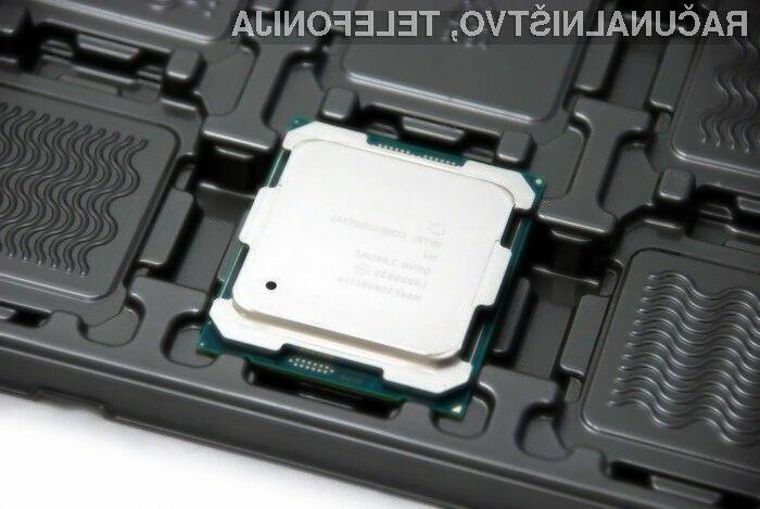 Superzmogljivi procesorji Intel Broadwell-E na črnem trgu!