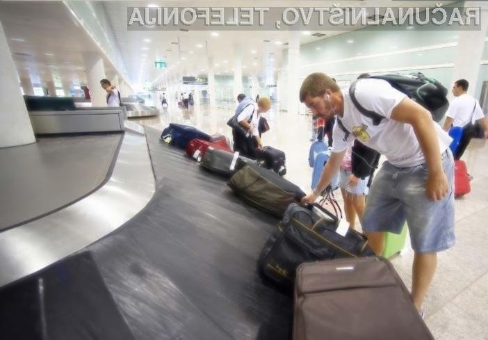 Izgubljena prtljaga naj bi za potnike ameriške letalske družbe Delta Air Lines ostala le še slab spomin!