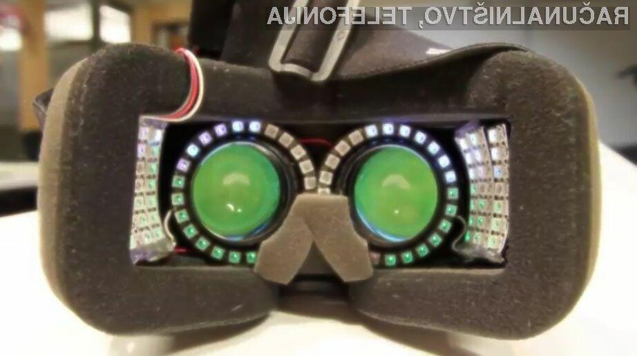 Očala za navidezno resničnost bodo s pomočjo podjetja Microsoft postala precej boljša!
