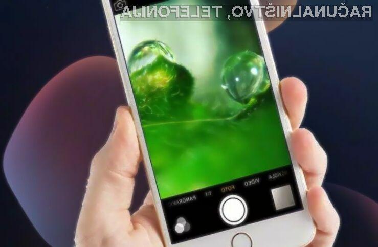 Miniaturne leče BLIPS za pametne mobilne telefone lahko povečajo predmet za do okoli 100 krat.