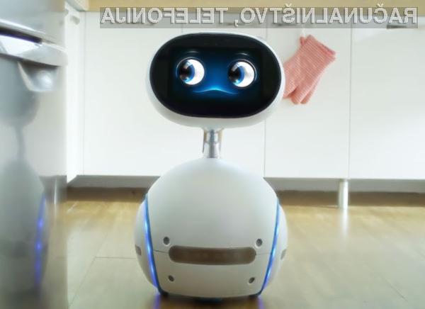 Asus Zenbo: Robot pomočnik, ki lahko nadomesti človeka