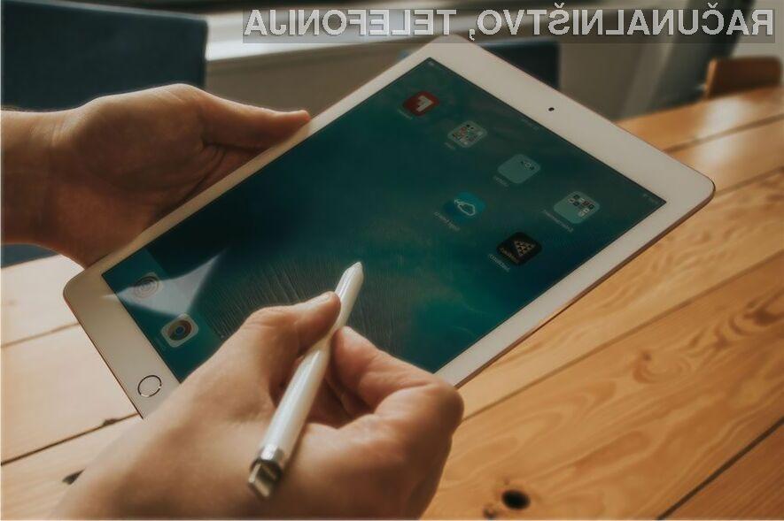 Nadgradnja na iOS 9.3.2 lahko povzroči prenehanje delovanja dragega tabličnega računalnika iPad Pro z 9,7-palčnim zaslonom.