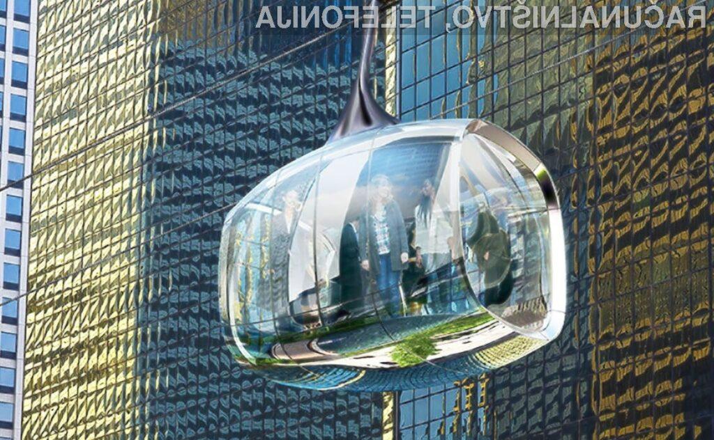 Ekološka gondola bo nedvomno postala glavna atrakcija za turiste!