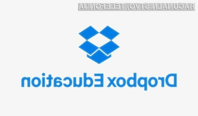 Dropbox z novo storitvijo cilja predvsem na univerze
