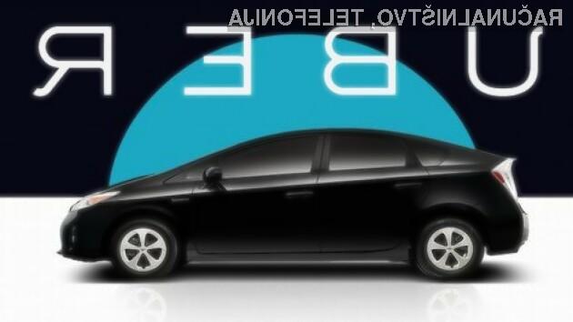 Toyota in Uber sklenila zavezništvo leta