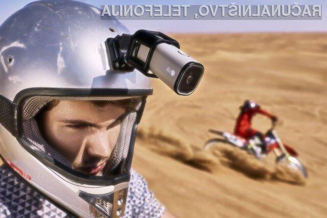 Akcijska kamera LG Action CAM LTE za mnoge poznavalce nima konkurence!