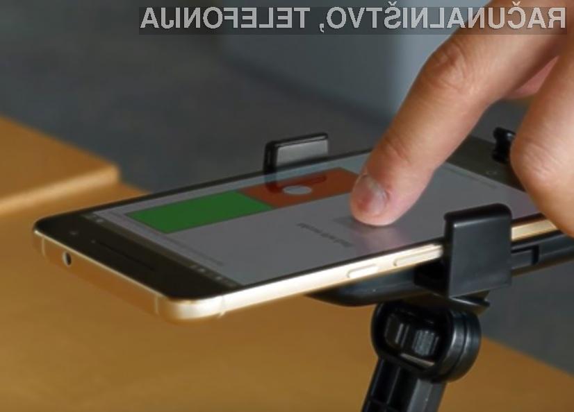 """Tehnologija """"Force Touch"""" bi lahko bila kmalu na voljo na vseh mobilnih telefonih."""