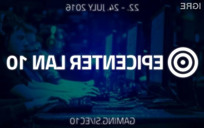 Pripravite se na največje LAN tekmovanje v Sloveniji sploh!