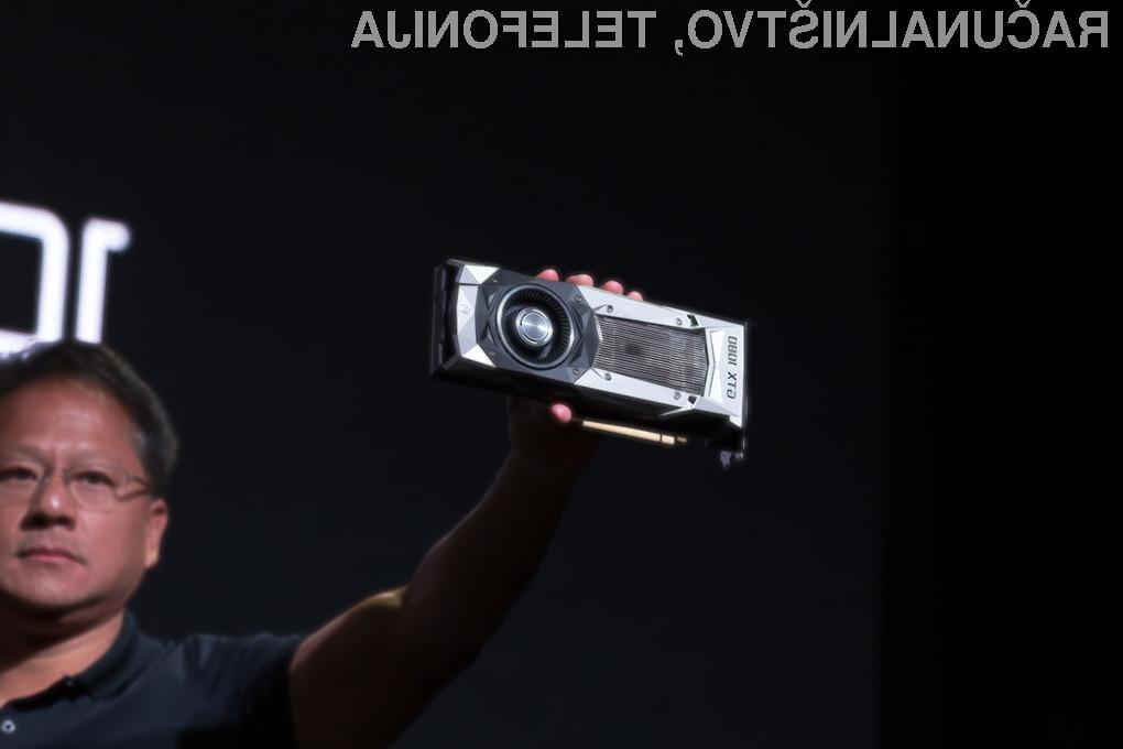 Moč grafične kartice Nvidia GTX 1080 bomo le stežka izkoristili v celoti!