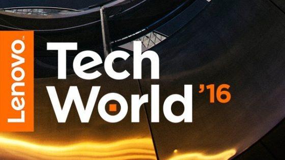 LenovoTechWorld2016