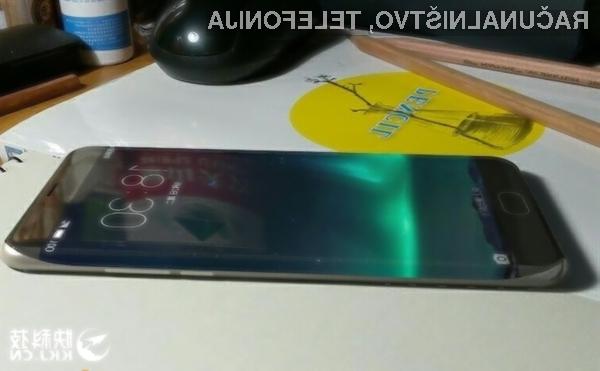 Meizu Pro 6 Edge naj bi bil cenejša razliica telefona Samsung Galaxy S7 Edge.