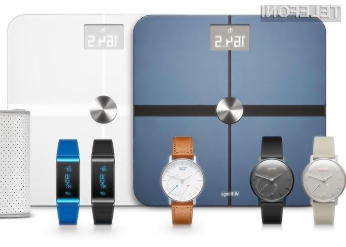 Nokia se vrača, z okrepitvijo - na trg tehnologije zdravja?