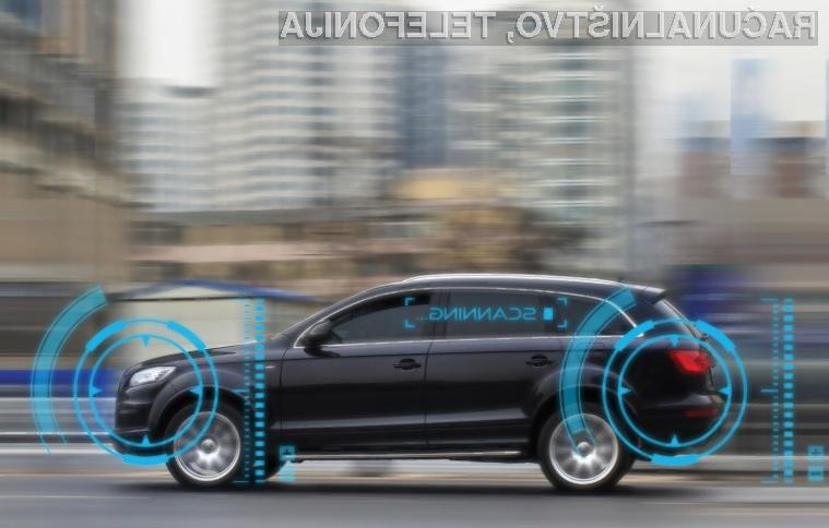 Odprta platforma za samodejno vozeča vozila