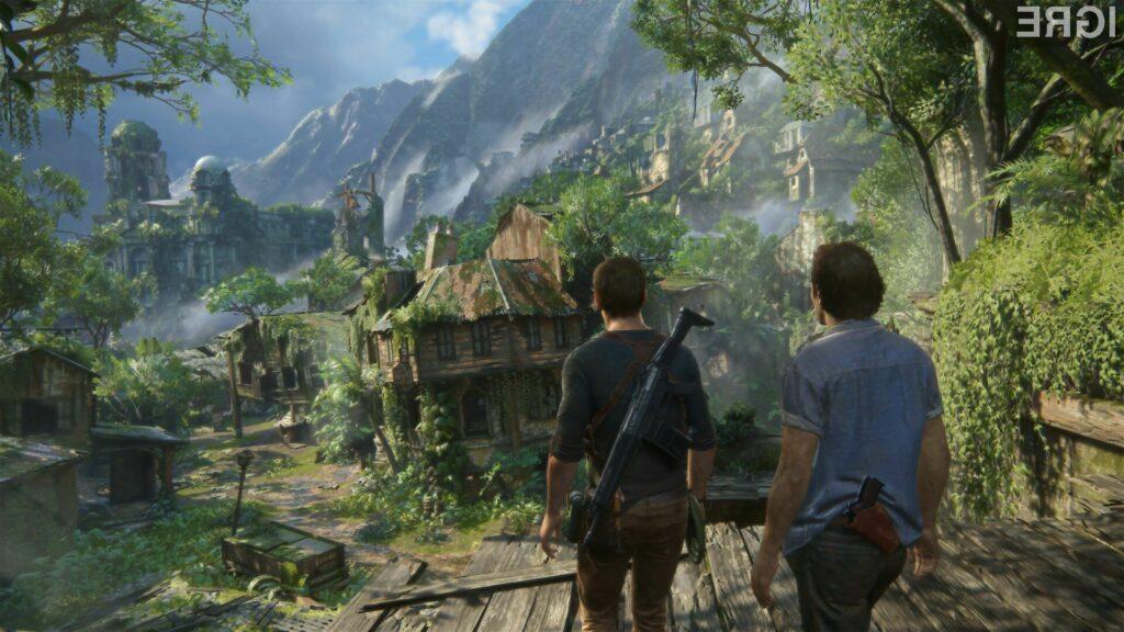 Poslednja avantura v Uncharted 4: A Thief's End