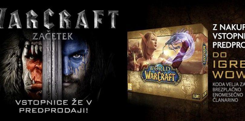 Posebna darilca za Warcraft oboževalce